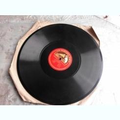 DISC DE GRAMOFON, HIS MASTER'S VOICE, LIEBESLIED (LOVE'S SORROW)