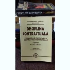 DISCIPLINA CONTRACTUALA - ROXANA IOANA TIGAERU
