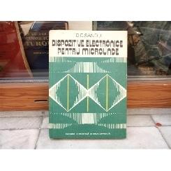 DISPOZITIVE ELECTRONICE PENTRU MICROUNDE , D. D. Sandu , 1982