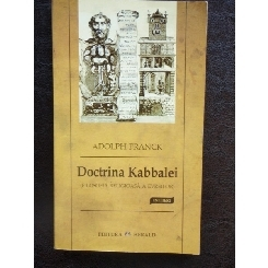 DOCTRINA KABBALEI - ADOLPH FRANCK