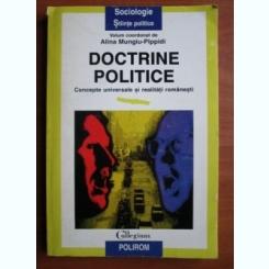 DOCTRINE POLITICE - ALINA MUNGIU PIPPIDI