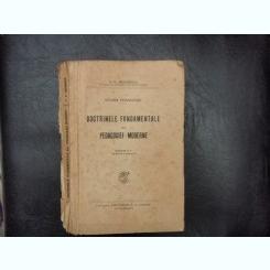 Doctrinele fundamentale ale pedagogiei moderne - G. G. Antonescu