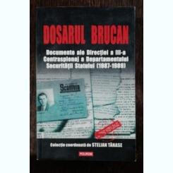 DOSARUL BRUCAN - RADU IOANID