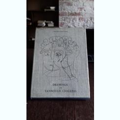 DRAWINGS BY YANNOULIS CHALEPAS - DIMITRIS PAPASTAMOS  (DESENE DE YANNOULIS CHALEPAS)