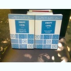 DREPT CIVIL - IOSIF R. URS    2 VOLUME