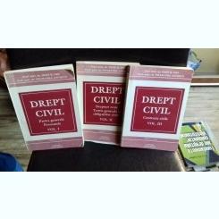 DREPT CIVIL - IOSIF R. URS    3 VOLUME
