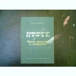 Drept civil teoria genearala a obligatiilor - Paul I. Demetrescu