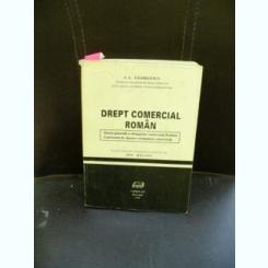 DREPT COMERCIAL ROMAN - I.L. GEORGESCU