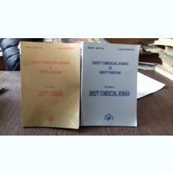 DREPT COMERCIAL ROMAN SI DREPT BANCAR - RADU I. MOTICA   2 VOLUME