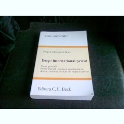 DREPT INTERNATIONAL PRIVAT - DRAGOS ALEXANDRU SITARU