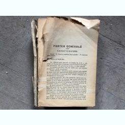 DREPT PENAL de VINTILA DONGOROZ BUCURESTI , 1939