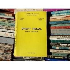 Drept penal , V. Dobrinoiu , 1994