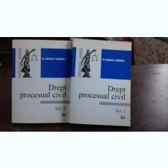 DREPT PROCESUAL CIVIL - MIHAELA TABARCA   2 VOLUME