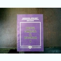 Dreptul comercial al afacerilor I - Dorin Clocotici