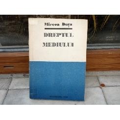 Dreptul Mediului , Mircea Dutu , 1993