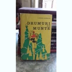 DRUMURI DE MUNTE - I. IONESCU DUNAREANU