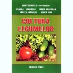 Dumitru Indrea, Silviu Al. Apahidean - Cultura legumelor