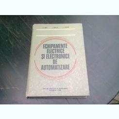 ECHIPAMENTE ELECTRICE SI ELECTRONICE DE AUTOMATIZARE - C. NITU