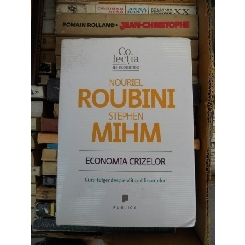 ECONOMIA CRIZELOR , NOURIEL ROUBINI , STEPHEN MIHM