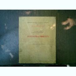 Economia dirijata - Mitita Constantinescu