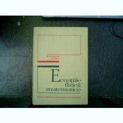 Ecuatiile fizicii matematice - N. Teodorescu, V. Olariu
