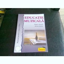 EDUCATIE MUZICALA CLASA A VIII-A - REGENI RAUSH