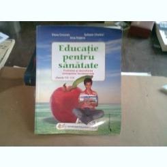 EDUCATIE PENTRU SANATATE - HUTANU IRINA