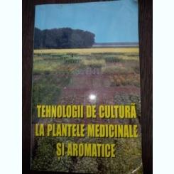 TEHNOLOGII DE CULTURA LA PLANTELE MEDICINALE SI AROMATICE-MARIA VERZEA