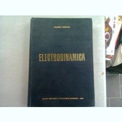 ELECTRODINAMICA - VALERIU NOVACU