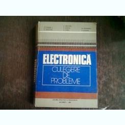 ELECTRONICA. CULEGERE DE PROBLEME - I. COSTEA
