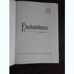 ELECTROTEHNICA, PROBLEME - M. PREDA SI ALTII