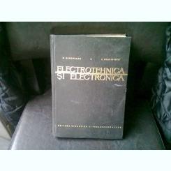 ELECTROTEHNICA SI ELECTRONICA - N. RACOVEANU