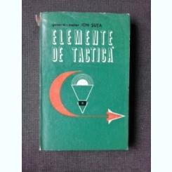 ELEMENTE DE TACTICA - ION SUTA