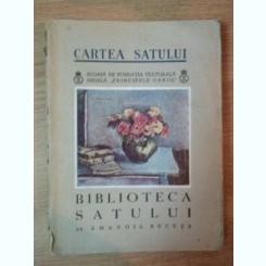 Emanoil Bucuta - Biblioteca satului (1936)