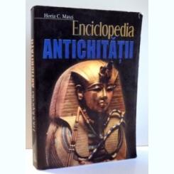 ENCICLOPEDIA ANTICHITATII DE HORIA C. MATEI , EDITIA A V-A ,