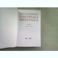 ENCICLOPEDIA UNIVERSALA BRITANNICA   VOL.2