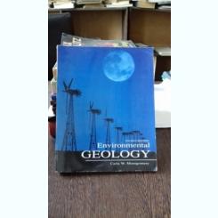 ENVIRONMENTAL GEOLOGY - CARLA W. MONTGOMERY
