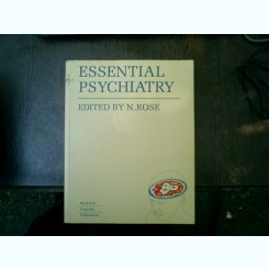 Essential Psychiatry - N. Rose