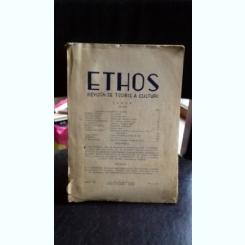 ETHOS - REVISTA DE TEORIE A CULTURII IANUARIE 1946