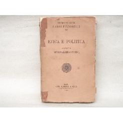 Etica e politica , Benedetto Croce , 1931