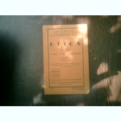 Etica pentru clasa a VIII-a secundara - Traian Braileanu