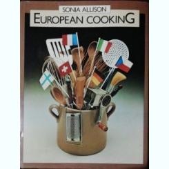 EUROPEAN COOKING - SONIA ALLISON