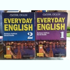 EVERYDAY ENGLISH - BARBARA ZAFFRAN   2 VOLUME