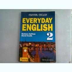 EVERYDAY ENGLISH - BARBARA ZAFFRAN VOL.2