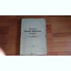 EVOLUTIA DREPTULUI ADMINISTRATIV ROMAN-JEAN H. VERMEULEN
