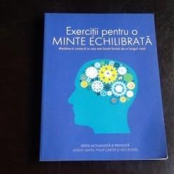 Exercitii pentru o minte echilibrata - Ginny Smith, Ken Russel