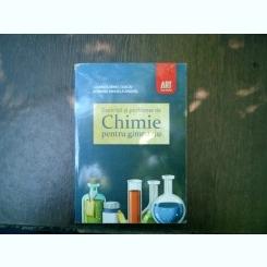 Exercitii si probleme de chimie pentru gimnaziu - Luminita Irinel Doicin, Adriana Mihaela Anghel