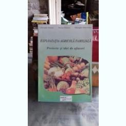 EXPLOATATIA AGRICOLA FAMILIALA - GHEORGHE STANCIU