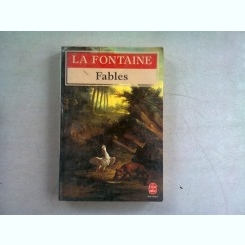 FABLES - LA FONTAINE  (CARTE IN LIMBA FRANCEZA