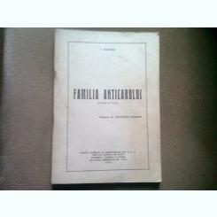 FAMILIA ANTICARULUI - CARLO GOLDONI   (COMEDIE IN 8 ACTE)